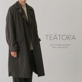 【別注】TEATORA 再販売。