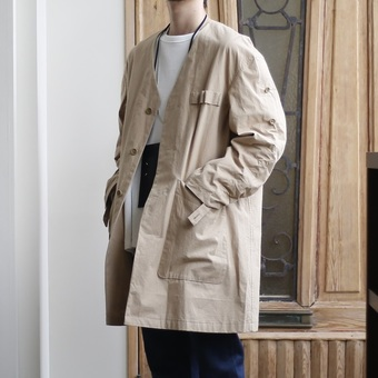 【POLYPLOID】ATELIER COAT C。