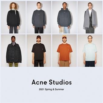 【Acne Studios】21SS COLLECTION。