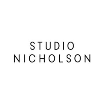 【STUDIO NICHOLSON】始まります。