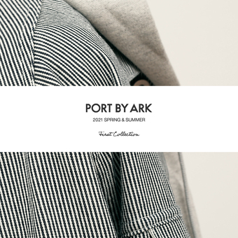 【PORT BY ARK】LOOK公開。