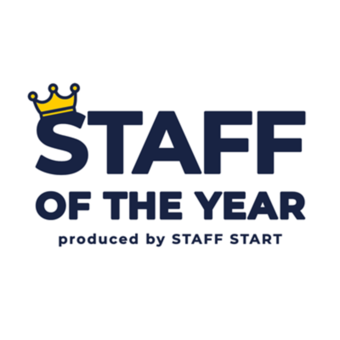 【STAFF OF THE YEAR】開催中。