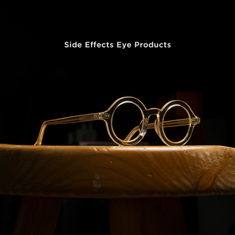 【Side Effects Eye Products】 9月11日(土)12:00販売開始。