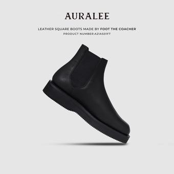「AURALEE×foot the coacher」