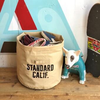 [STANDARD CALIFORNIA]私も愛用しているタープバッグが入荷しました!