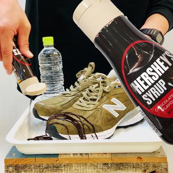 JASON MARKKとチョコレートソース