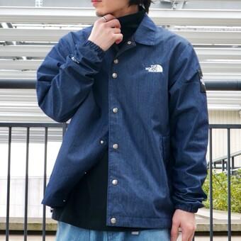 【TNF】今だからこそ買いたいGORE-TEXのコーチジャケット