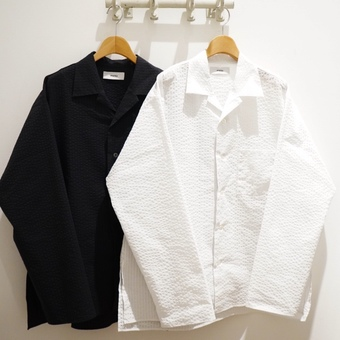 marka 別注SIDE SLIT SHIRTS