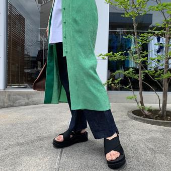 スニーカーの様な履き心地【FIESTA PLATFORM】