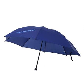 雨の日は折り畳み傘が必要。