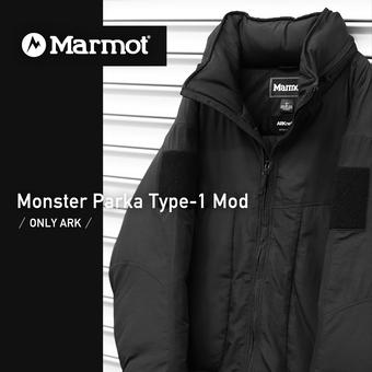 【ONLY ARK】別注 Monster Parka Type-1 Mod 25周年別注発売されます