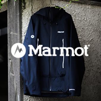 Marmot 「別注 GORE-TEX 3L A Jacket」明日発売です