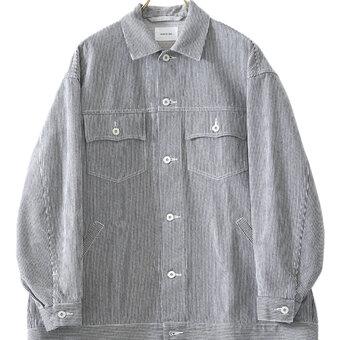 PORT BY ARK / Tracker jacket