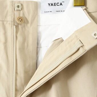 YAECA / チノ クリーズド - 11607 -
