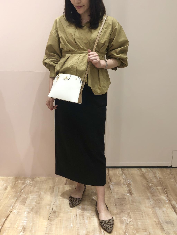 SAMANTHAVEGA 沖縄PARCO CITY店 亀谷友
