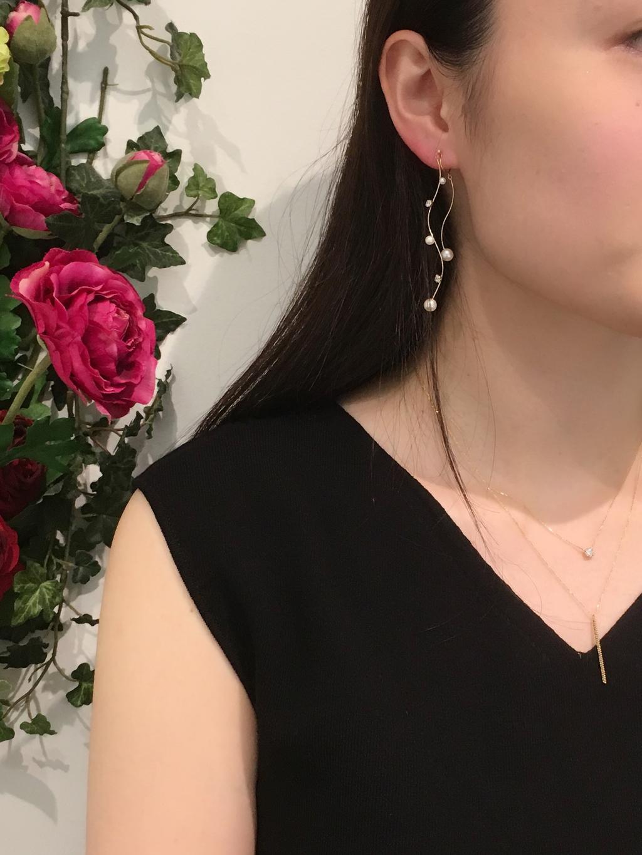 サマンサティアラ 大丸東京店 M.KATSUTA