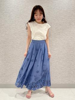5091884   Kanako   JILLSTUART (ジルスチュアート)