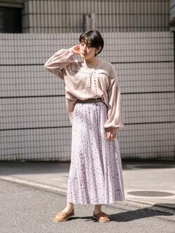 4574388 | Sayaka.(プレス) | ROSE BUD (ローズバッド)