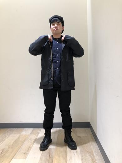 [DOORS アミュプラザ鹿児島店][HIROYUKI HOKAZONO]