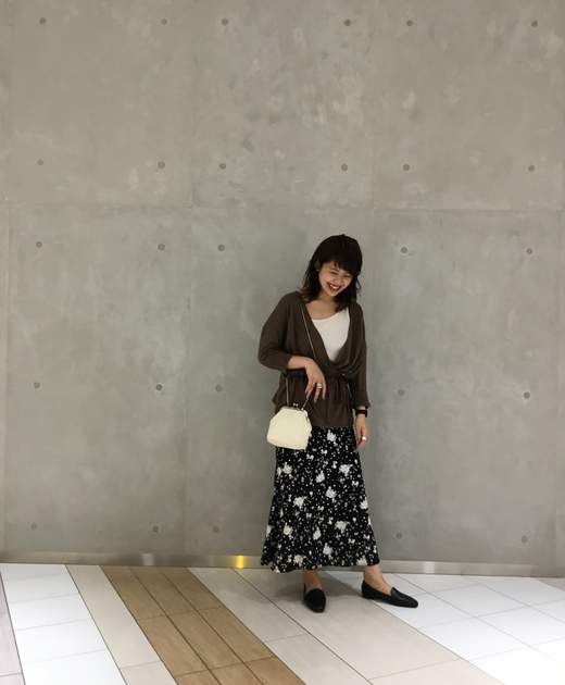 [URBAN RESEARCH NU茶屋町店][chiaki suzuki]