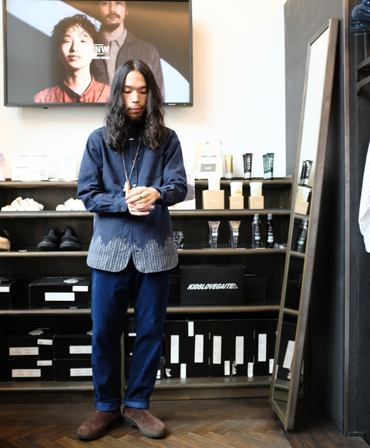 [WORK NOT WORK URBAN RESEARCH KITTE丸の内店][小久保]