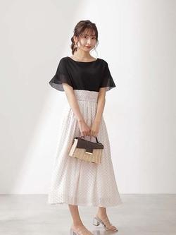 5463224   Official model 60   PROPORTION BODY DRESSING (プロポーションボディドレッシング)
