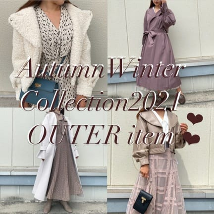 AutumnWinter  Collection2021 OUTER item