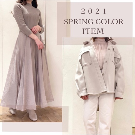 SPRING COLOR ITEM