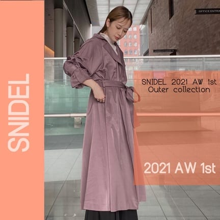 【 2021 AW 1st Outer 】