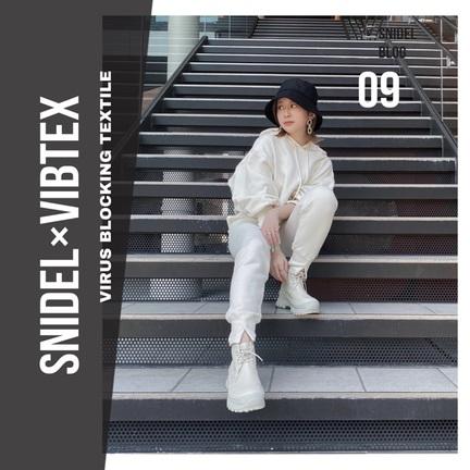 【 SNIDEL × VIBTEX 】