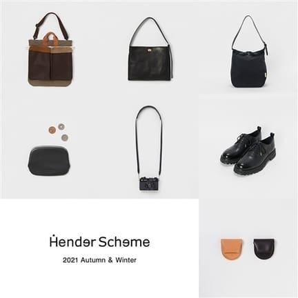 【Hender Scheme】New arrival。