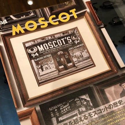 お待たせしました、MOSCOT 入荷です