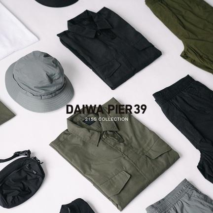 DAIWA PIER39 カプセルコレクション