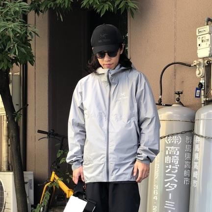 ARC'TERYX のシェル紹介!