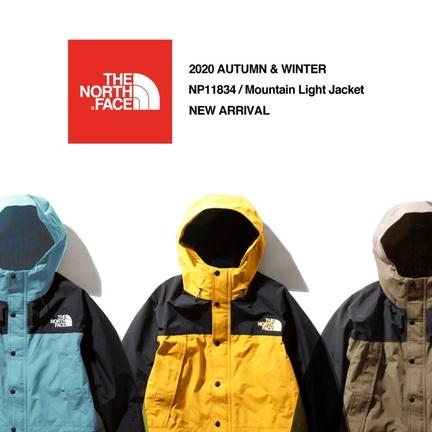 Mountain Light Jacket WEB UP