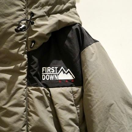 【FIRST DOWN】コスパ優秀ダウンのオススメポイント