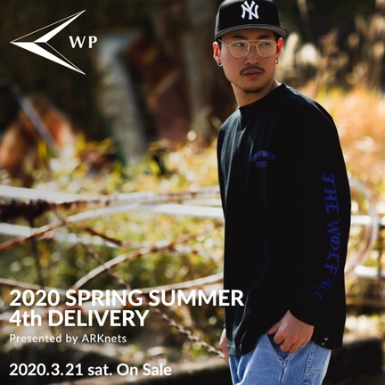 【NEW ARRIVAL】WP