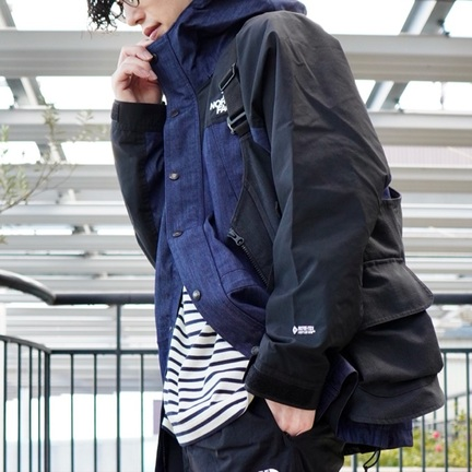 【TNF】入荷が待ちきれない!新色Mountain Light Jacket