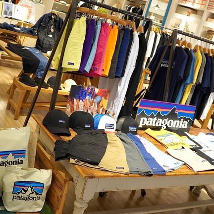 【Patagonia】レイクタウン入荷商品ラインナップ(※4/4現在)