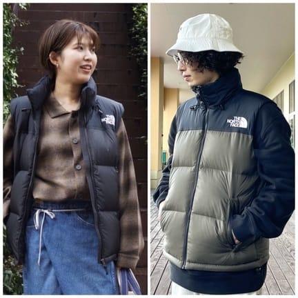 【NORTH FACE】秋冬ダウン第一弾!Nuptse Vest(ヌプシベスト)が入荷!