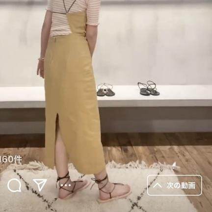 【ANN DE ARK】今週のIGTV!