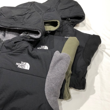 THE NORTH FACE 定番フリース