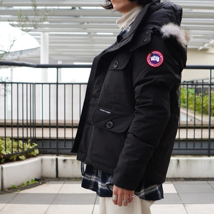 CANADA GOOSE -RUSSELL PARKA-