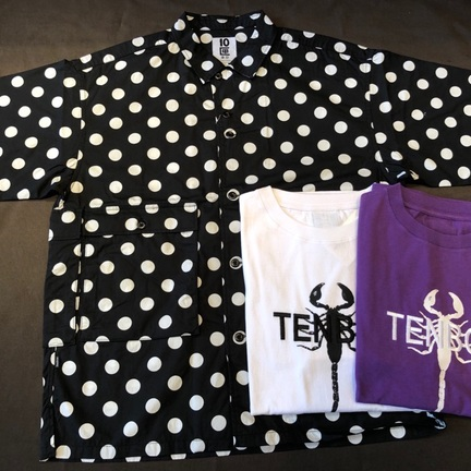 TENBOX 20ss 1st delivery