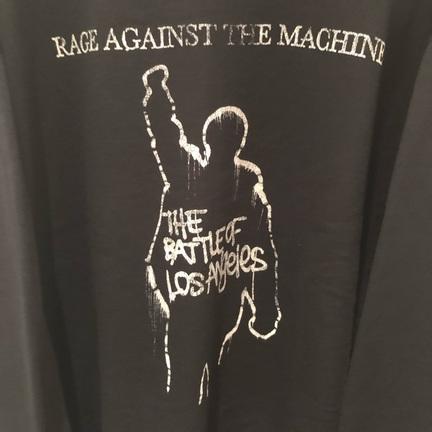 WACKOMARIA から伝説の社会派バンド Rage Against The Machine発売!