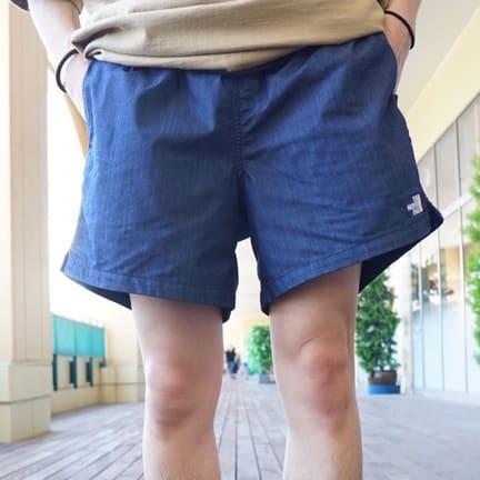 夏だし、足だし。 【THE NORTH FACE】