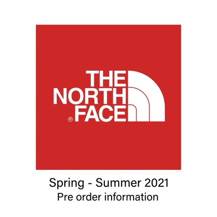 ※お知らせ 【THE NORTH FACE】