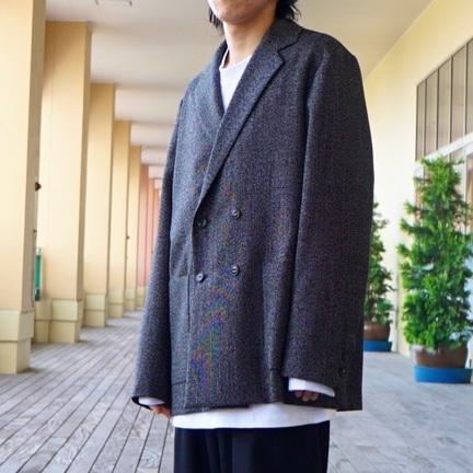大人の階段のぼれるジャケット。 別注marka  より