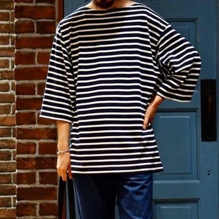 今季注目のバスクシャツ! 【BALLAST ARK】