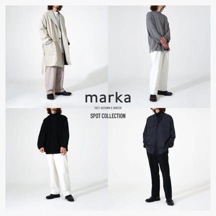 【marka】 新作情報